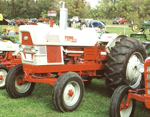 Ford Tractor Wheel Centers : Hagerstown md show