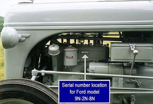 8n Ford Tractor Tool Box : Ford n discussion board re tool box location